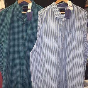 Tommy Bahama Bundle, 2 Shirts for 1 price! Sz 2XLB